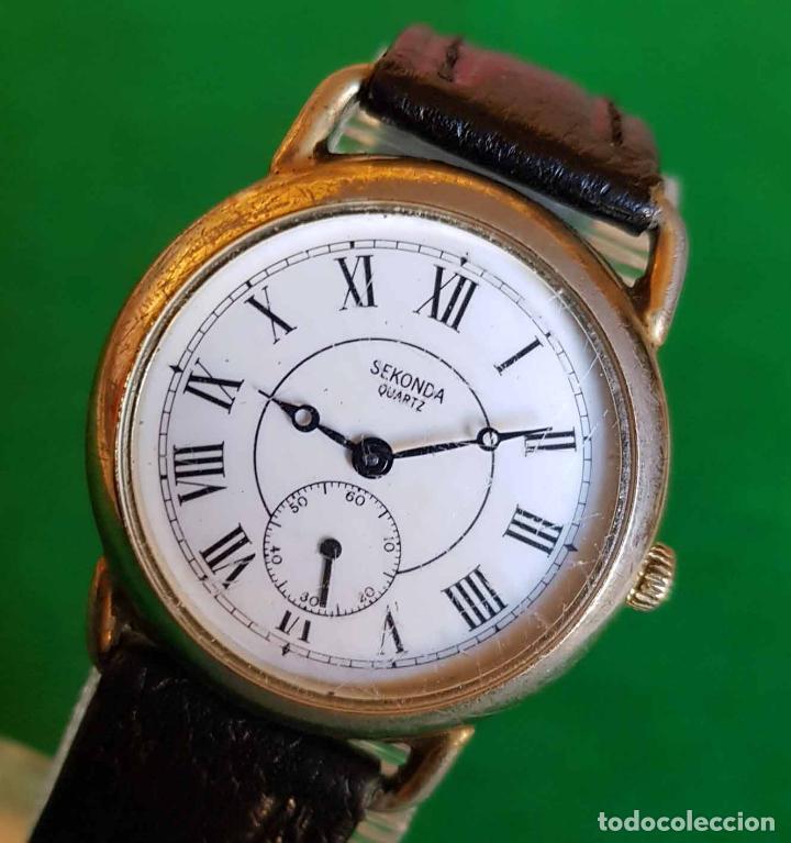 RELOJ SEKONDA VINTAGE (Relojes - Relojes Vintage )