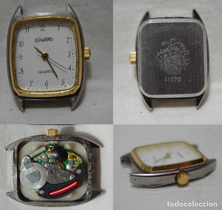 Vintage: LOTE 10 RELOJES A PILA-THERMIDOR-DUWARD-REMEX- LACHAUME-Q Q-KORYTRON-CASIO-SEIKO-ARGOM- - Foto 6 - 136856830