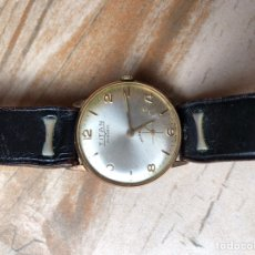 Vintage: RELOJ EXCLUSIVO Y ANTIGUO TITAN 17 RUBIS INCABLOC. Lote 137343581