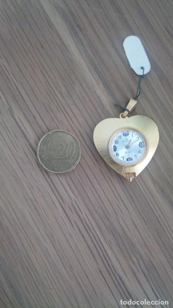 Vintage: reloj colgante wilson - Foto 2 - 137501610