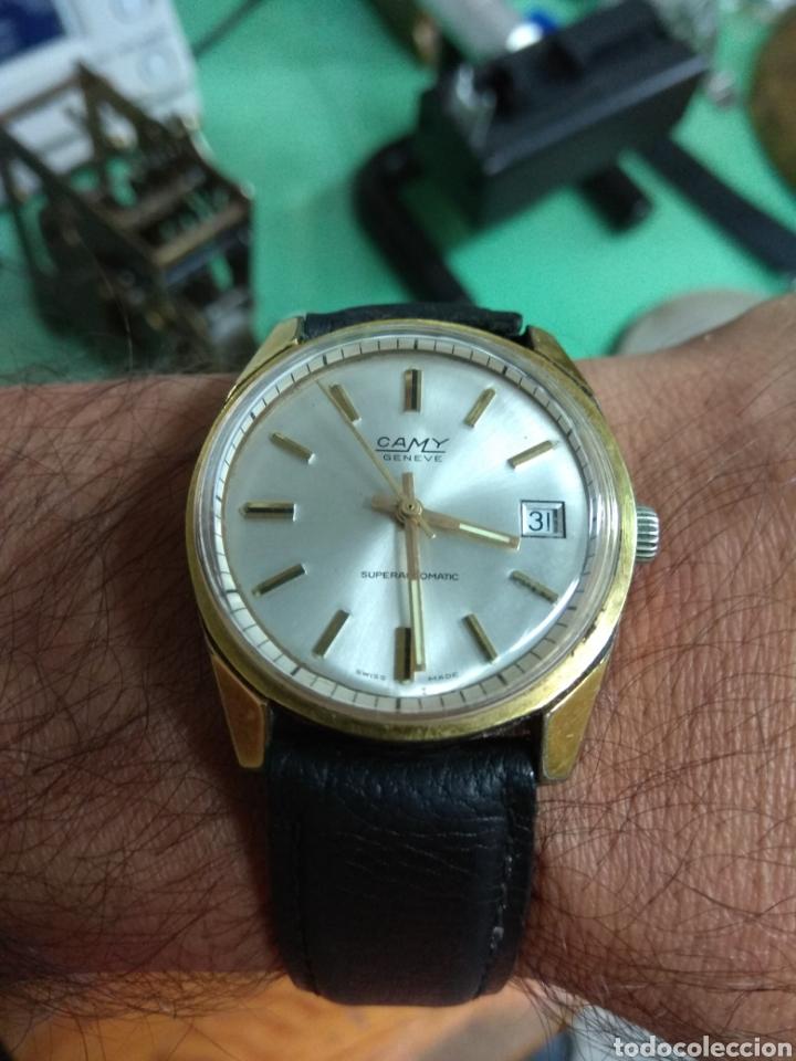 RELOJ SUIZO (Relojes - Relojes Vintage )