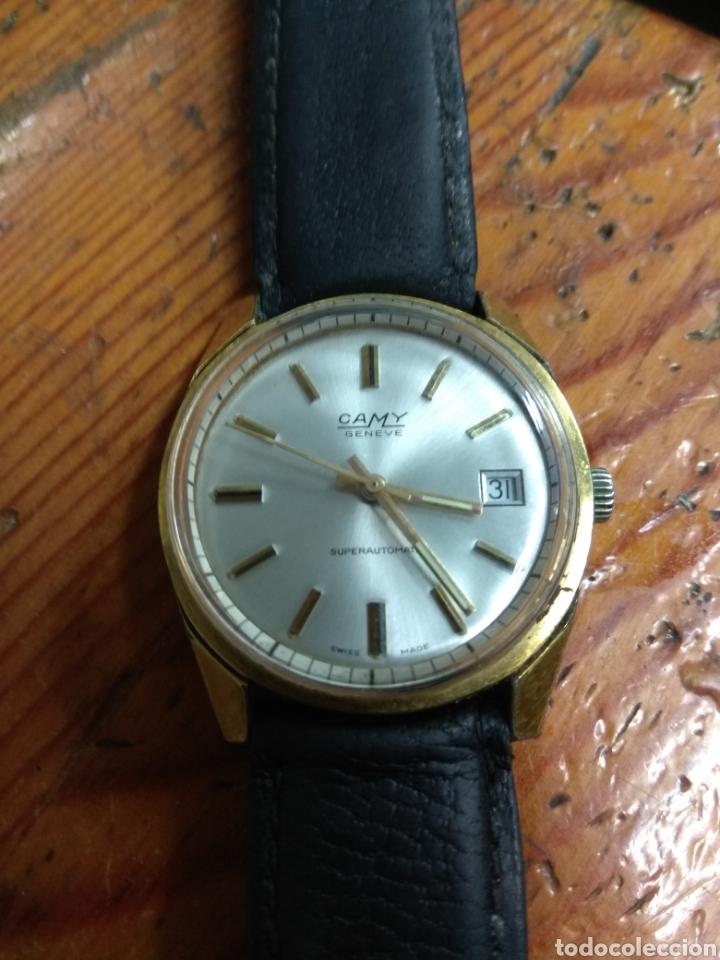 Vintage: Reloj suizo - Foto 2 - 137658882