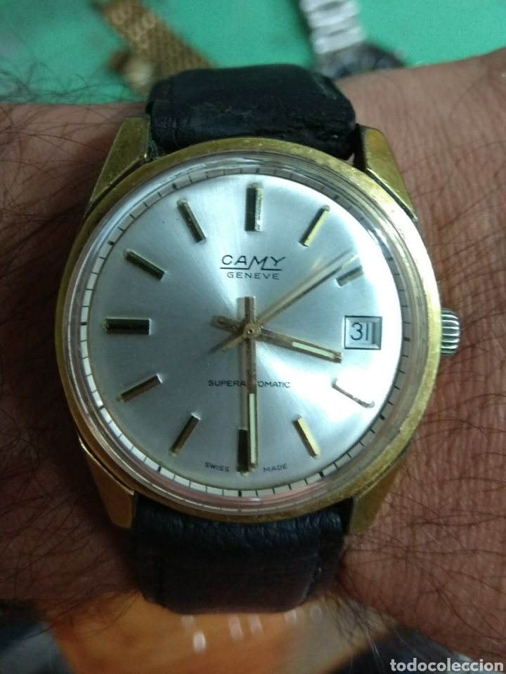 Vintage: Reloj suizo - Foto 3 - 137658882