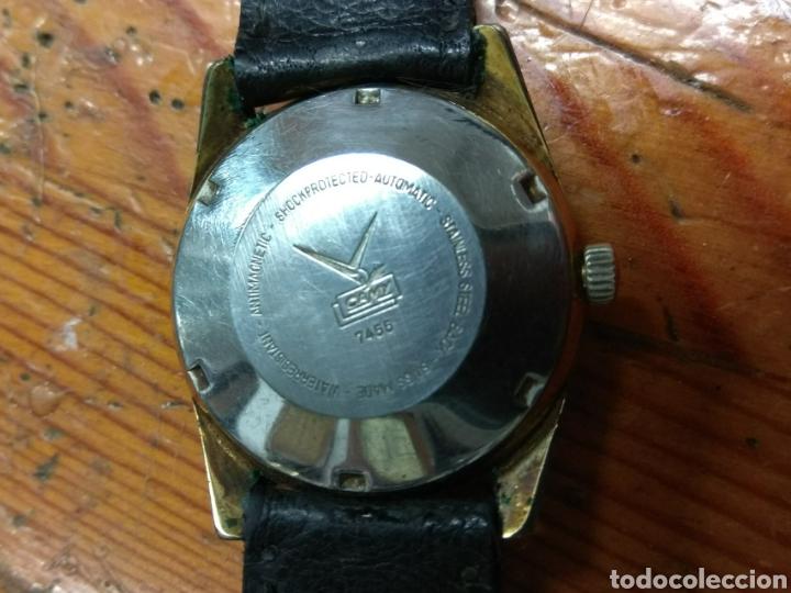 Vintage: Reloj suizo - Foto 4 - 137658882