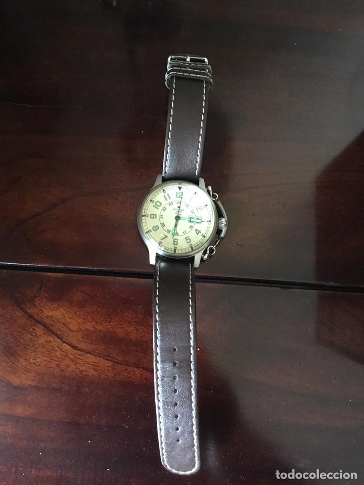 Vintage: AEROMATIC 1912 Germany. Reloj de pulsera Vintage. - Foto 4 - 138897164