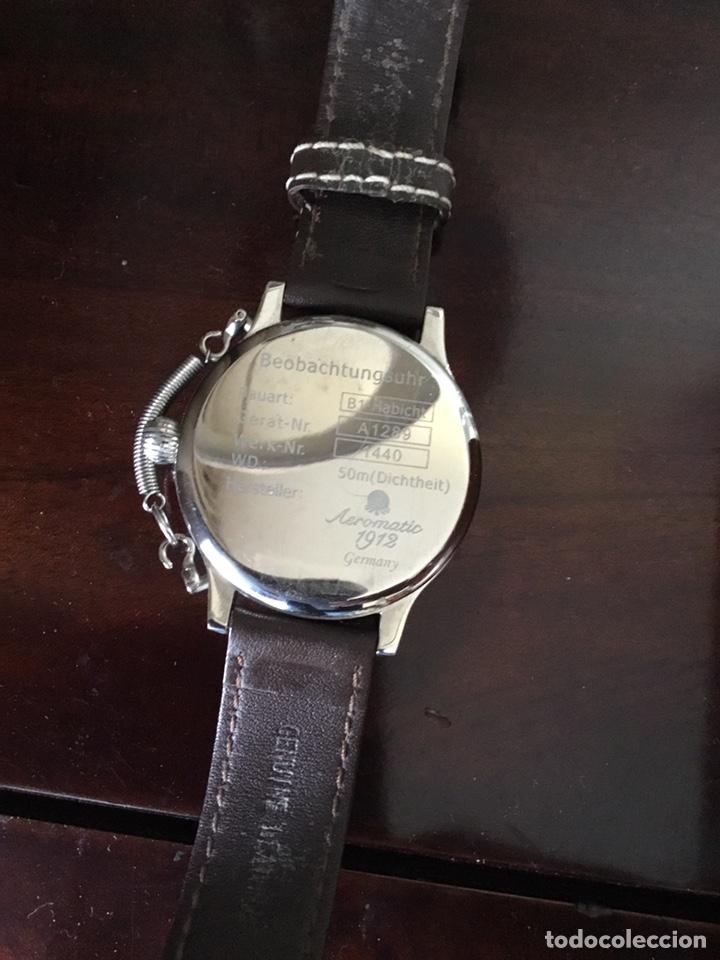 Vintage: AEROMATIC 1912 Germany. Reloj de pulsera Vintage. - Foto 5 - 138897164