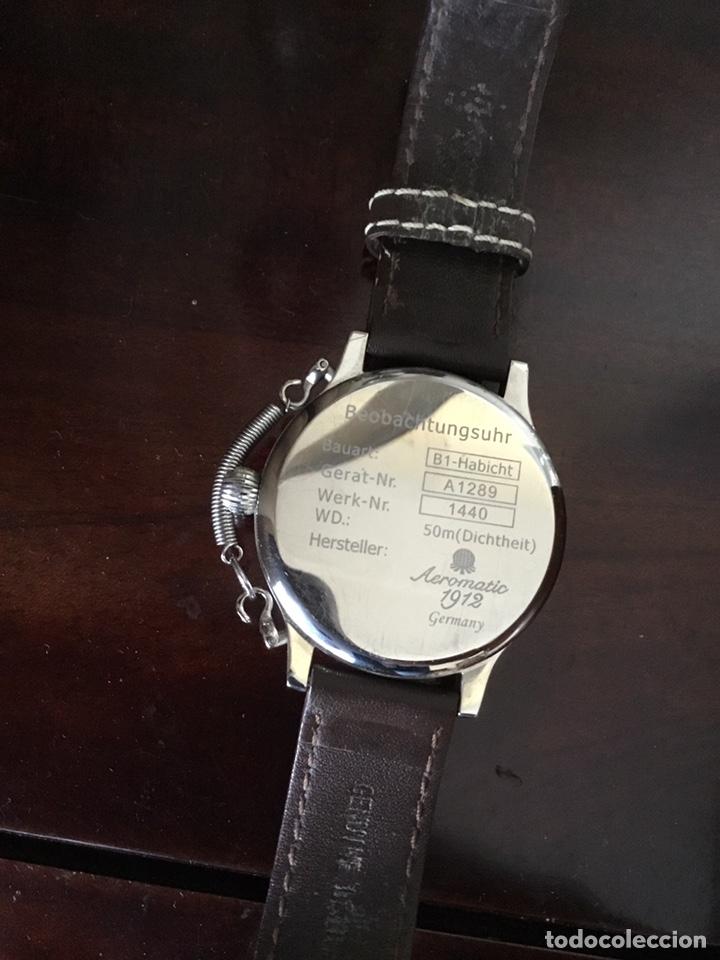 Vintage: AEROMATIC 1912 Germany. Reloj de pulsera Vintage. - Foto 6 - 138897164