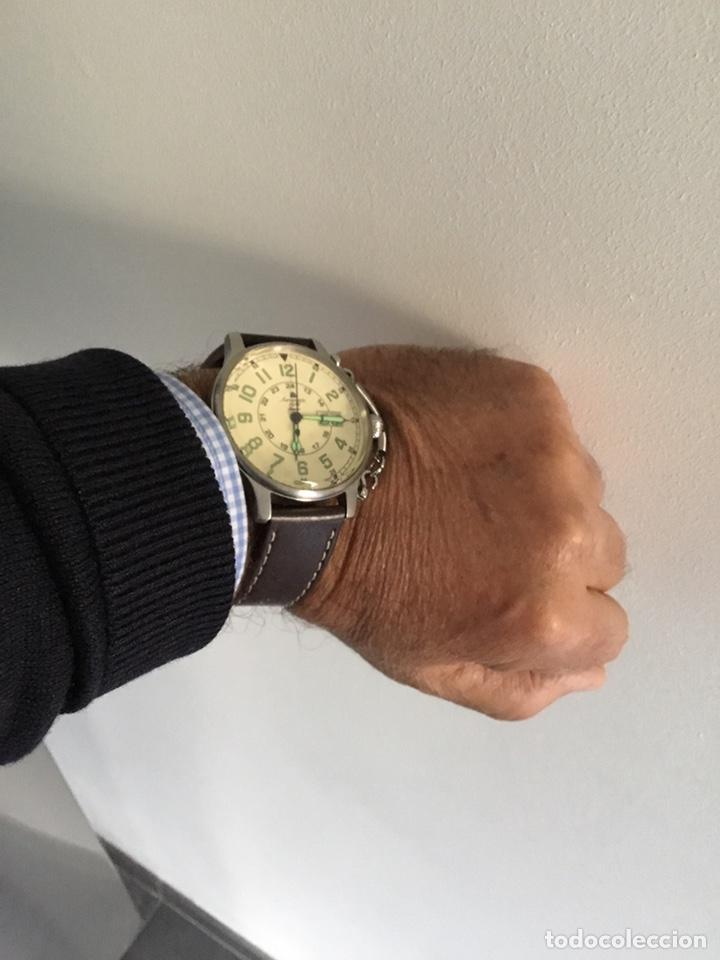 Vintage: AEROMATIC 1912 Germany. Reloj de pulsera Vintage. - Foto 10 - 138897164
