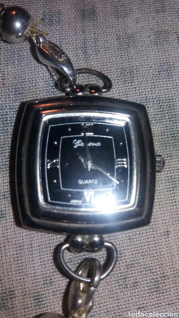 ANTIGUO RELOJ DE SEÑORA MARCA GENEVA JAPAN MOVT (Relojes - Relojes Vintage )