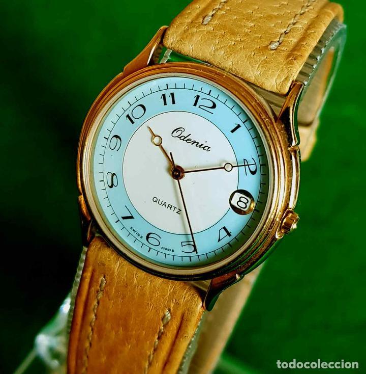 RELOJ ODENIA VINTAGE C1980 , NOS (NEW OLD STOCK) (Relojes - Relojes Vintage )