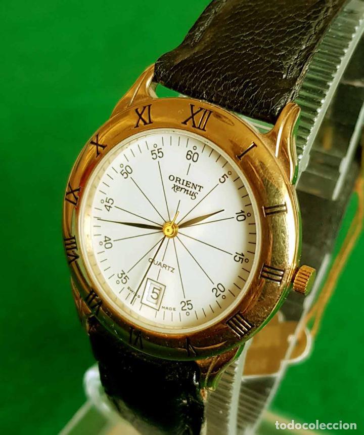 RELOJ ORIENT SWISS MADE, C1980 VINTAGE, NOS (NEW OLD STOCK) (Relojes - Relojes Vintage )