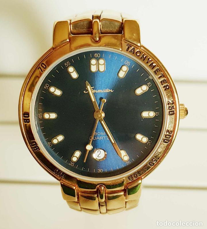 RELOJ THERMIDOR VINTAGE C1980 , NOS (NEW OLD STOCK) (Relojes - Relojes Vintage )