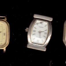 Vintage: RELOJES DE SEÑORA LOS TRES MUY ANTIGUOS . Lote 141708326