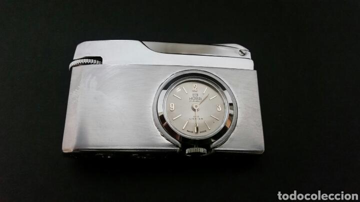 1f61e6892bd7 Reloj mechero hoba suizo - Sold through Direct Sale - 143320410