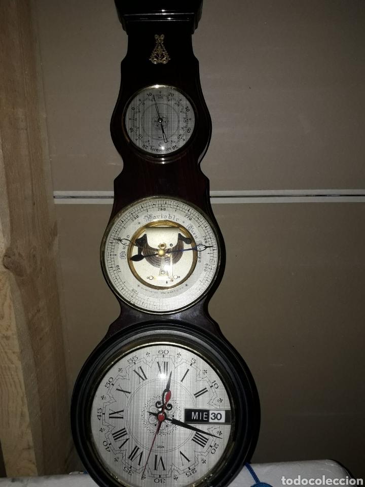 RELOJ ESTACION METEOROLOGICA (Relojes - Relojes Vintage )