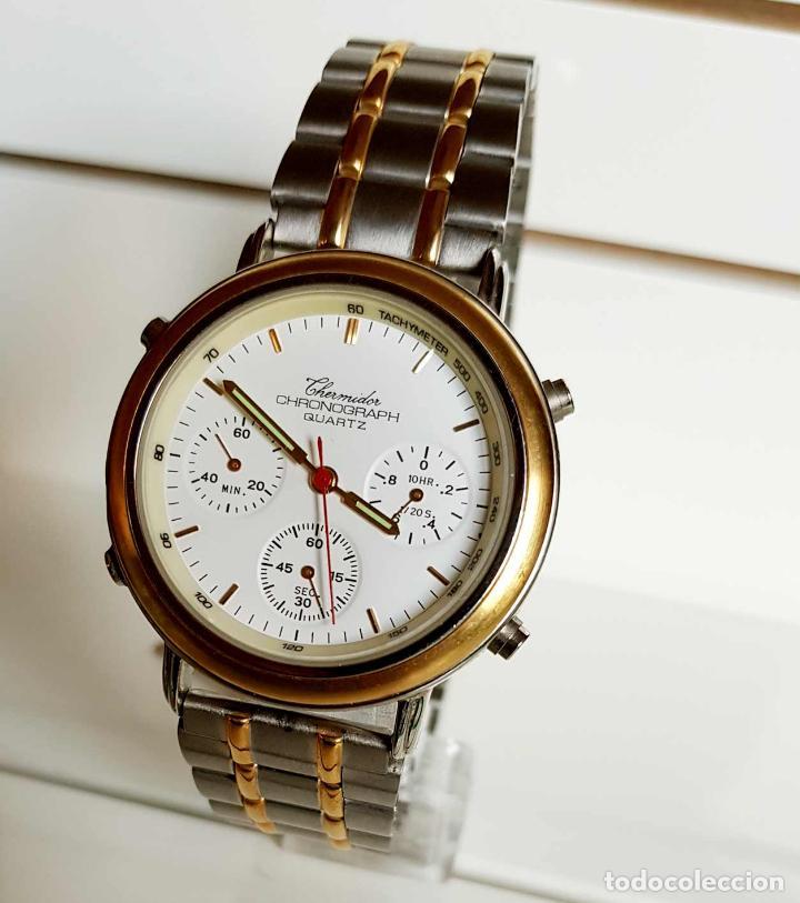 RELOJ THERMIDOR CRONOGRAFO, VINTAGE , NOS (NEW OLD STOCK) (Relojes - Relojes Vintage )
