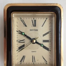 Vintage: RELOJ DESPERTADOR RHYTHM JAPAN.. Lote 144789333