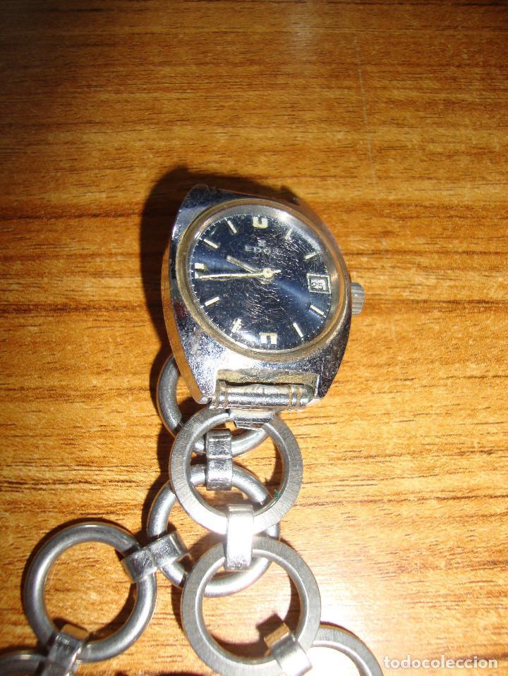 Vintage: LOTE 42 RELOJES DUWARD DKNY THERMIDOR LUCERNE LOTUS TITAN LOTUS CASIO EDOX SWATCH Y MAS VER FOTOS - Foto 26 - 145810526