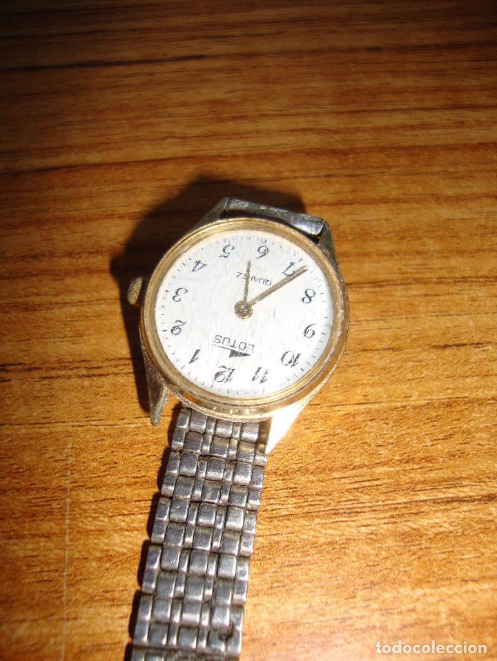 Vintage: LOTE 42 RELOJES DUWARD DKNY THERMIDOR LUCERNE LOTUS TITAN LOTUS CASIO EDOX SWATCH Y MAS VER FOTOS - Foto 28 - 145810526