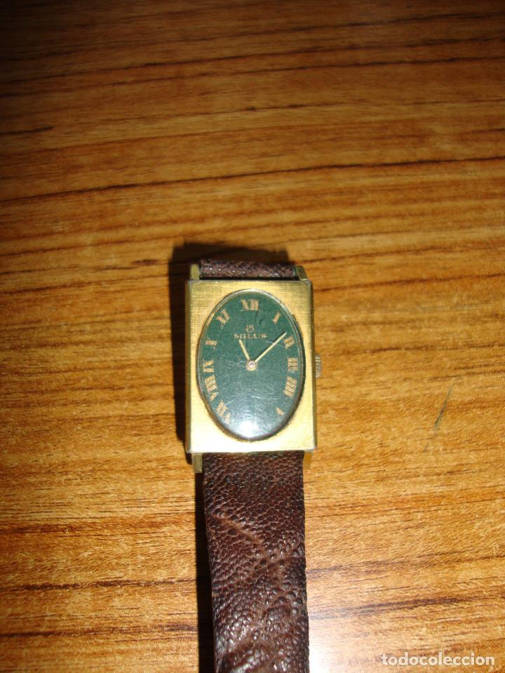 Vintage: LOTE 42 RELOJES DUWARD DKNY THERMIDOR LUCERNE LOTUS TITAN LOTUS CASIO EDOX SWATCH Y MAS VER FOTOS - Foto 41 - 145810526