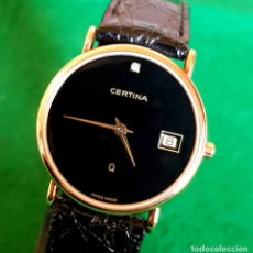 Vintage: RELOJ CERTINA VINTAGE, NOS (NEW OLD STOCK). Lote 146121002