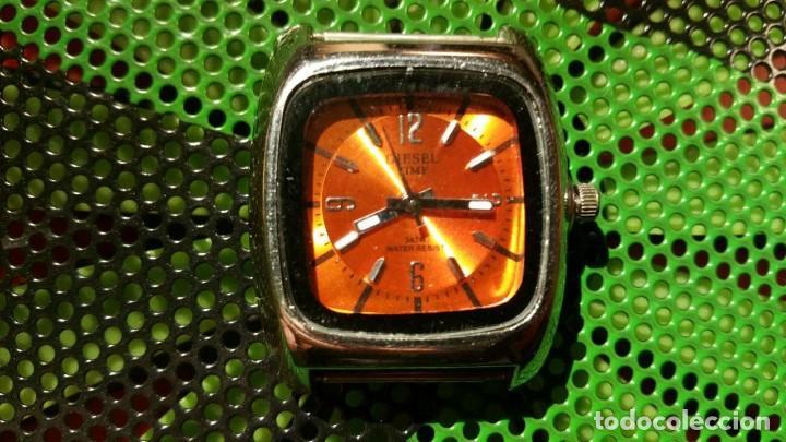 9d555956fd78 4 fotos RELOJ DIESEL TIME QUARZ DE PULSERA VINTAGE 3ATM WATER RESIST ( Relojes - Relojes Vintage ) ...