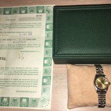 Vintage: ROLEX DATEJUST 26 MM DIAMOND DIAL 69173. Lote 147545337