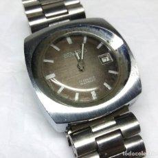 Vintage: RELOJ VINTAGE DUWARD DE CARGA MANUAL, SWISS MADE - CAJA 28 MM - FUNCIONA (CON DEFECTO). Lote 147749366