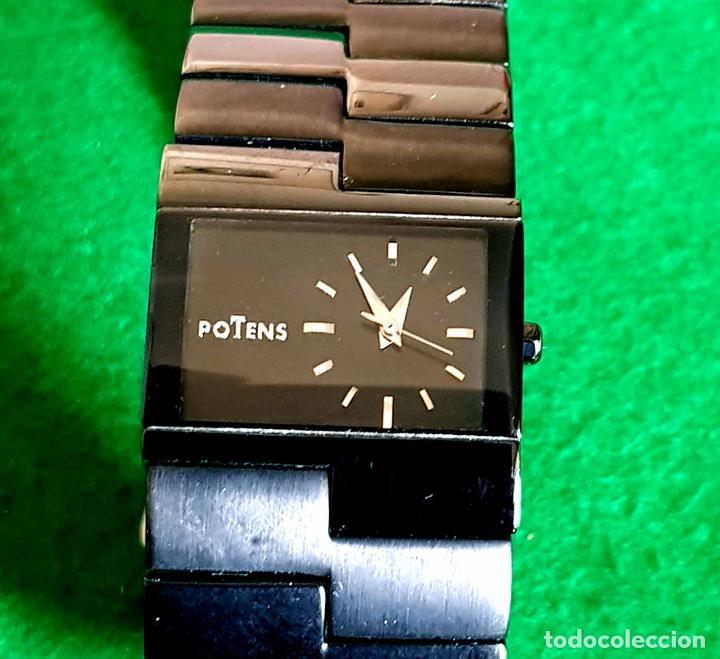 RELOJ POTENS VINTAGE, NOS (NEW OLD STOCK) (Relojes - Relojes Vintage )
