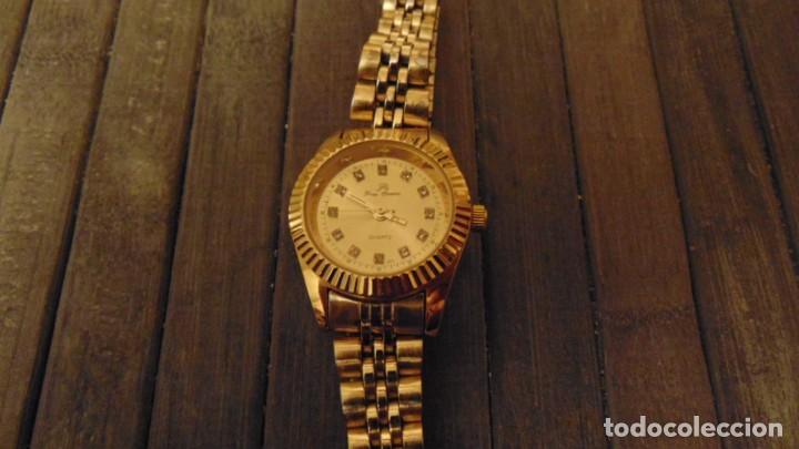 Autentico Free Creme Y Subasta Antiguo Reloj Fe En Chapado Vendido CxBWroed