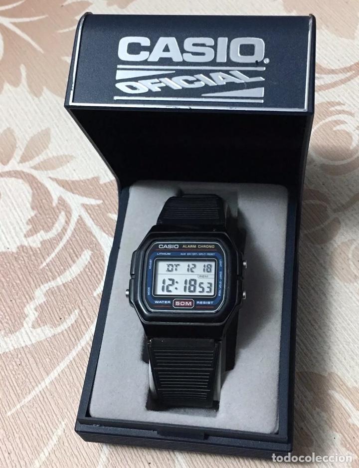 573b8ffa96b0 Reloj casio w-71 modelo 549 lcd digital alarma - Vendido en Subasta ...