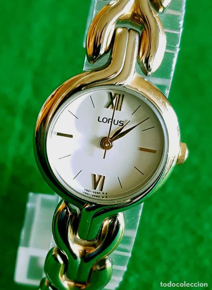 RELOJ LORUS VINTAGE, NOS (NEW OLD STOCK), (Relojes - Relojes Vintage )