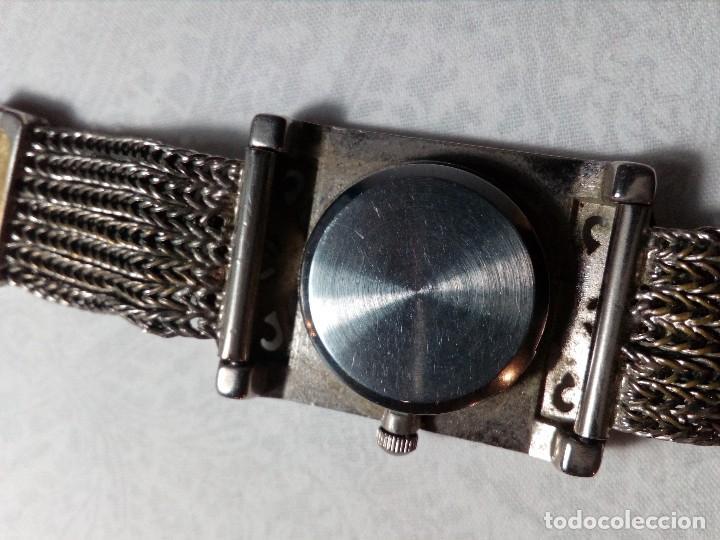 Vintage: RELOJ AMBIANCE QUARTZ - METAL CROMADO - - Foto 6 - 148707522