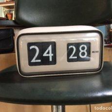 Vintage: RELOJ SOLARI CIFRA 5 VINTAGE PALETAS FLIP CLOCK . Lote 148906390