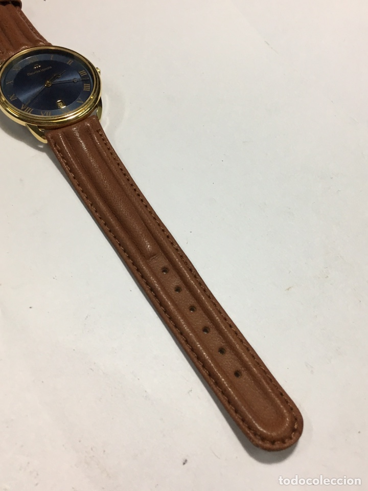 Vintage: Reloj Maurice Lacroix chapado oro vintage muy elegante con caja como nuevo maquina Swiss made - Foto 6 - 150793813