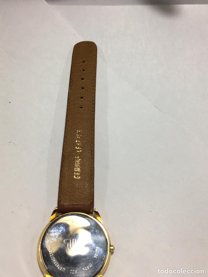 Vintage: Reloj Maurice Lacroix chapado oro vintage muy elegante con caja como nuevo maquina Swiss made - Foto 8 - 150793813