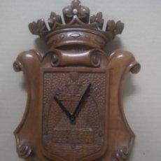 Vintage: RELOJ ESCUDO DE ONTENIENTE. Lote 151038440