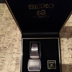 Vintage: SEIKO CALCULATOR - ALARM. Lote 151914313