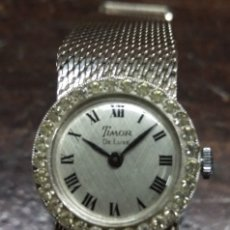Vintage Watches - RELOJ SEÑORA MARCA TIMOR DE LUXE. SUIZO POCO USO VER FOTOS - 152339326