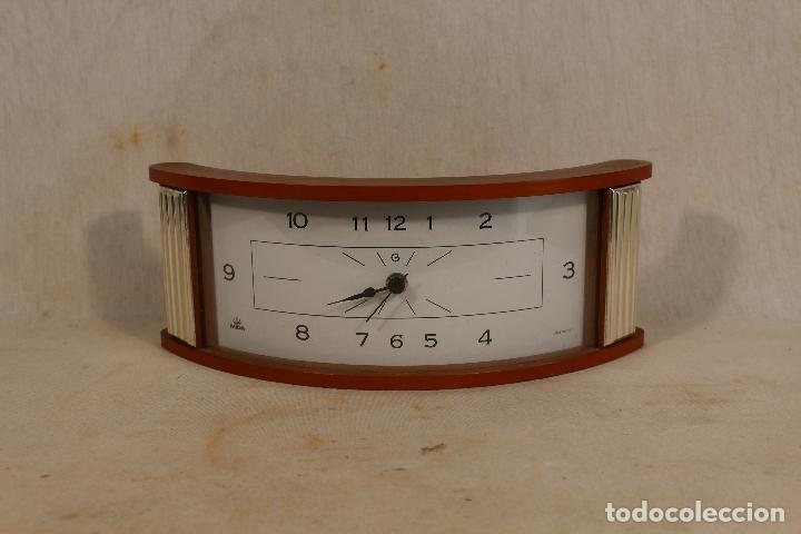 RELOJ QUARTZ EN PLATA DE LEY MARCA MIDA (Relojes - Relojes Vintage )