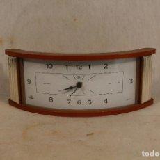 Vintage: RELOJ QUARTZ EN PLATA DE LEY MARCA MIDA. Lote 152390886