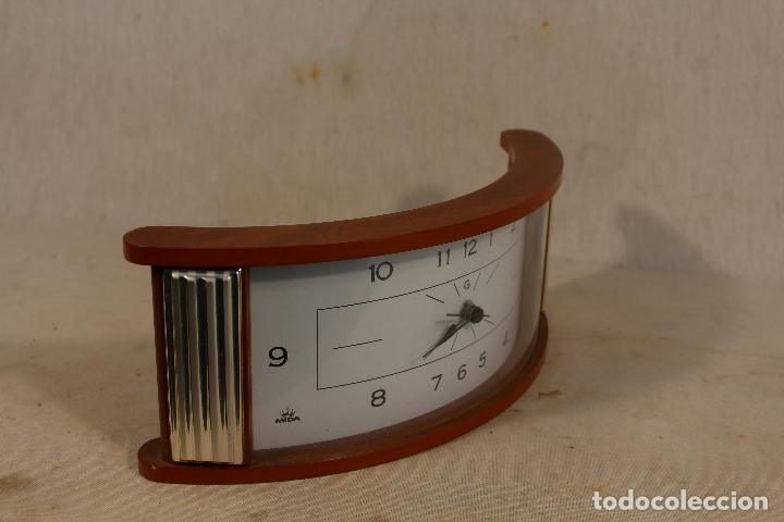 Vintage: reloj quartz en plata de ley marca mida - Foto 5 - 152390886