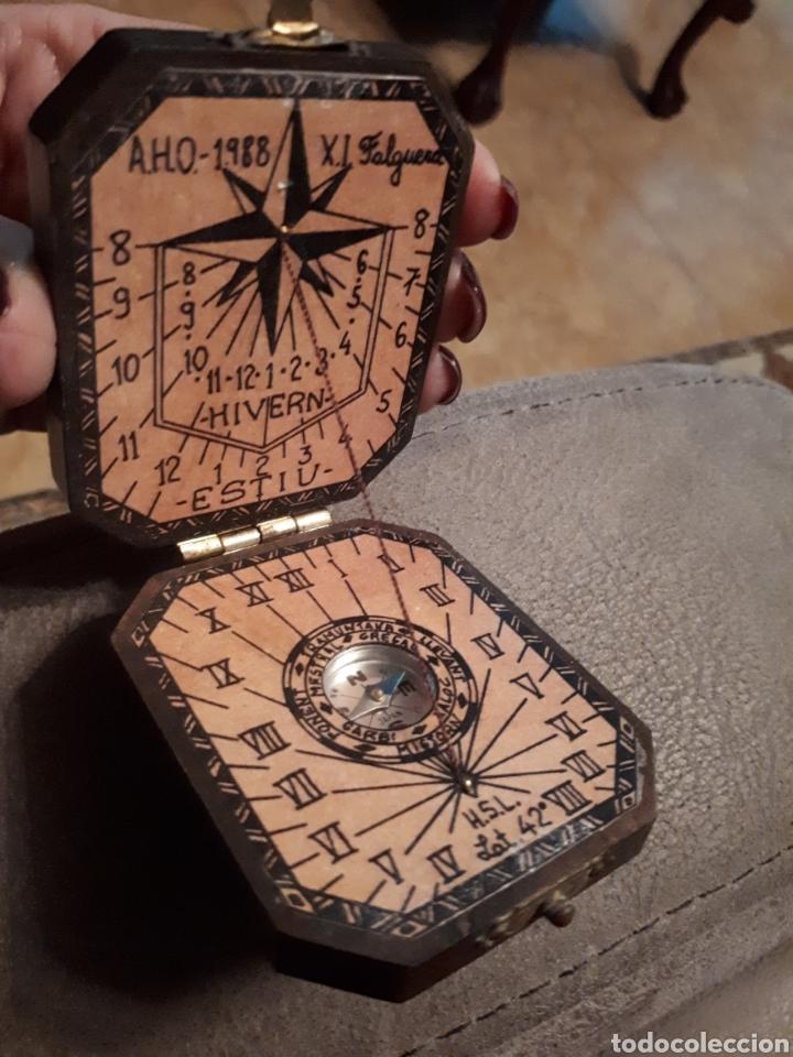a1cc4099f5c7 reloj del sol.brujula - Comprar Relojes vintage en todocoleccion ...