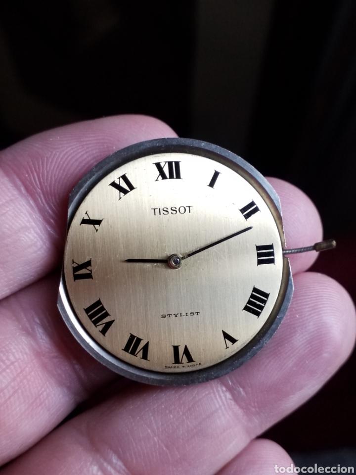 MOVIMIENTO TISSOT DE RELOJ DE CABALLERO (Relojes - Relojes Vintage )