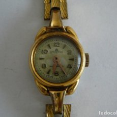 Vintage: RELOJ SUIZO BUSER FRÈRES. SWISS MADE. ANTIMAGNETIQUE.. Lote 153725558