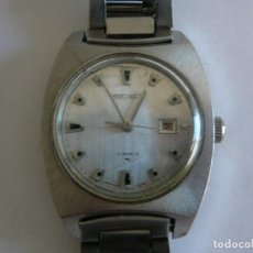 Vintage: RELOJ JAPONÉS SEIKO. 17 JEWELS. ACERO INOXIDABLE. WATERPROOF.. Lote 153728874