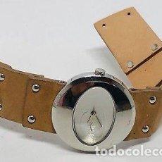 Vintage: RELOJ VINTAGE JUST CAVALLI SEÑORA PVP 170 EUROS. NUEVO SALIDA 29,99 EUROS.. Lote 153773794