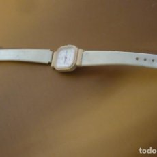 Vintage Watches - reloj casio juvenil color marfil - 153827162