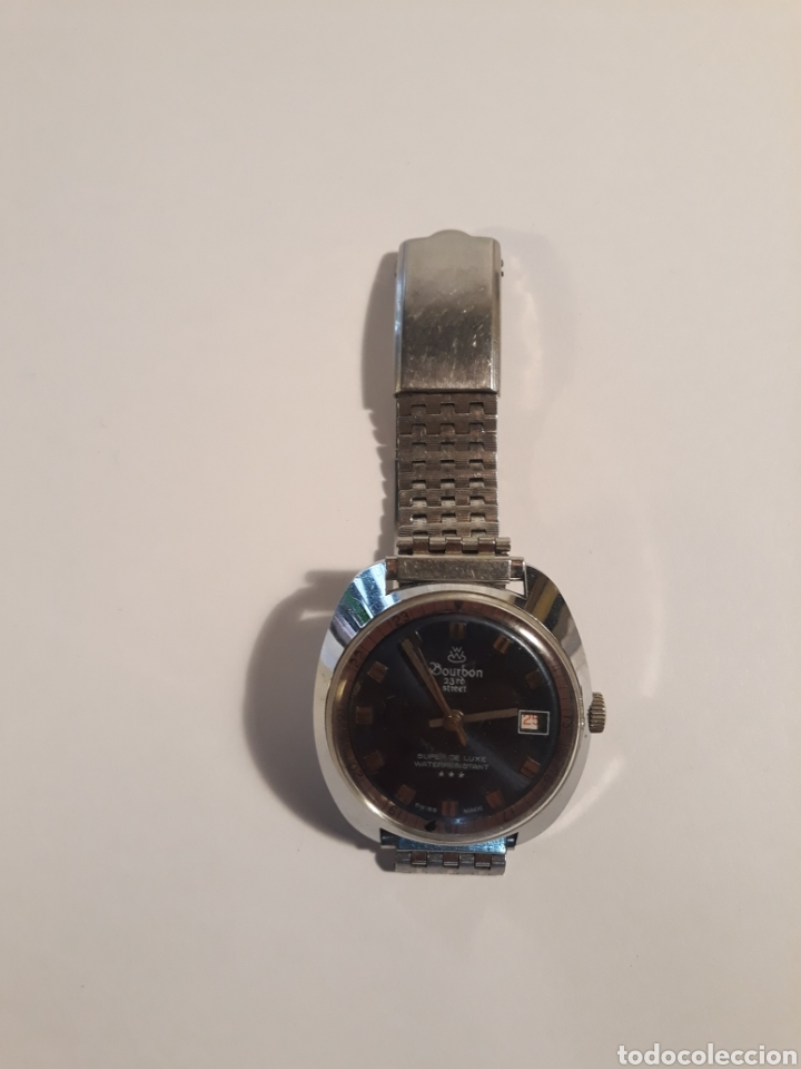 RELOJ BOURBON 23RD STREET.SWISS MADE. (Relojes - Relojes Vintage )