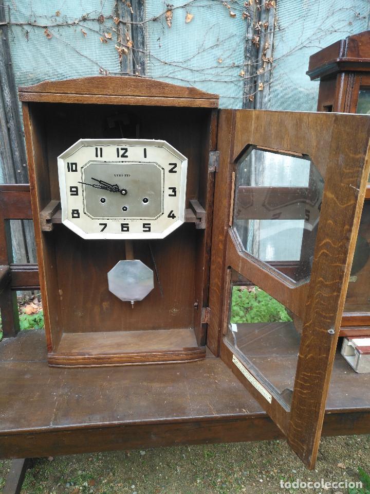 Vintage: Reloj isabelino carrillon - Foto 3 - 154024078
